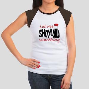 d94fe8db Funny Japanese Women's Cap Sleeve T-Shirts - CafePress