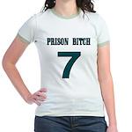 Prison Bitch Jr. Ringer T-Shirt