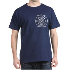 Standard Navy Color Fd T-Shirt