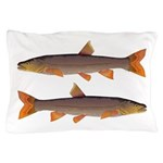 Sacramento pikeminnow Pillow Case
