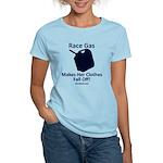 Race Gas Makes Her - Women's Light T-Shirt