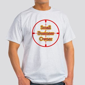 Small Business Owner in Cross Light T-Shirt