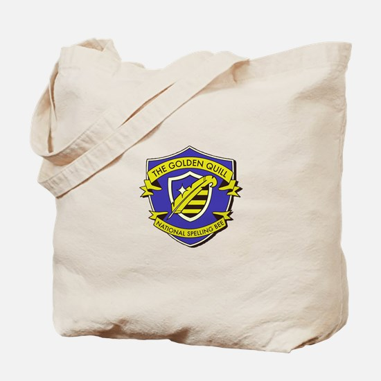 fake logo - spelling bee design Tote Bag