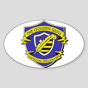 fake logo - spelling bee design Sticker