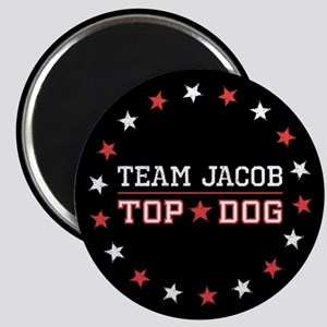Team Jacob Top Dog Magnet