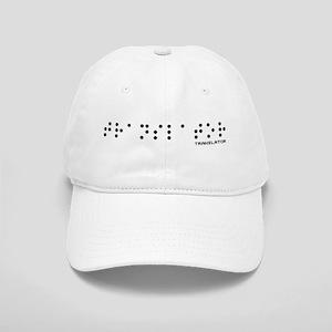 braille Translator Cap