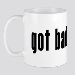 got badminton? Mug