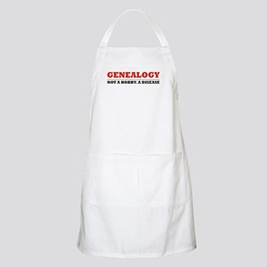 Not A Hobby BBQ Apron