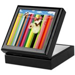 Over the Rainbow Keepsake Box