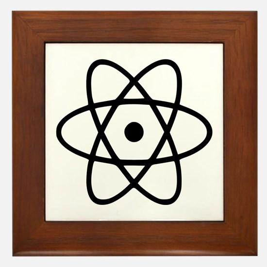 Atom Framed Tile