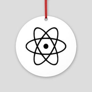 Atom Ornament (Round)