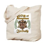 Lion of Judah 6 Tote Bag