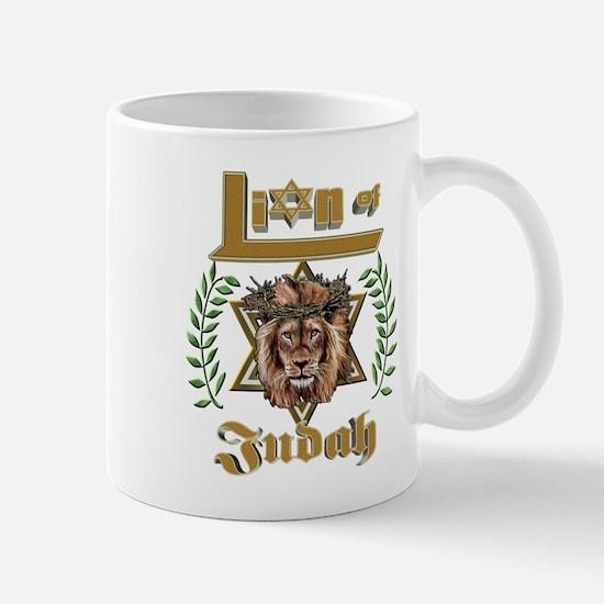 Lion of Judah 6 Mug