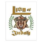 Lion of Judah 6 Small Poster