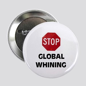 """THE WORLD IS DOOMED 2.25"""" Button (10 pack)"""