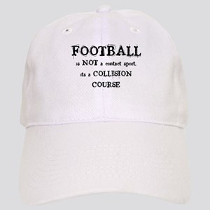 FOOTBALL is a COLLISION COURS Cap