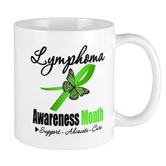 Lymphoma Awareness Month v2 Mug