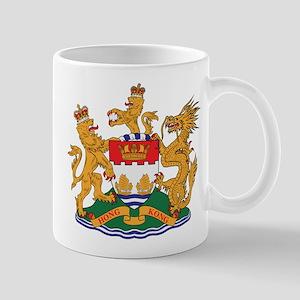Hong Kong Coat of Arms (1959) Mug