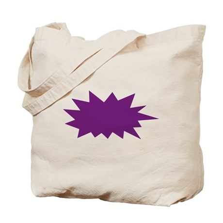 Speech bubble Tote Bag