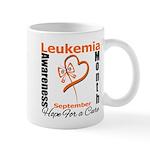Leukemia Awareness Month v4 Mug