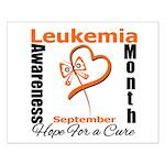 Leukemia Awareness Month v4 Small Poster