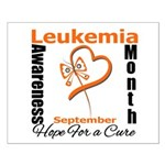 Leukemia Awareness Month v4 Small Poster