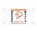 Leukemia Awareness Month v4 Banner