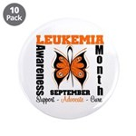 Leukemia Month Butterfly 3.5