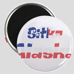 Sitka Alaska Magnets