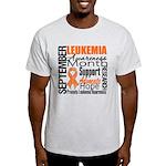 Leukemia Month - Sept Light T-Shirt