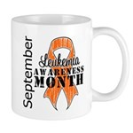 Leukemia Awareness Month v5 Mug