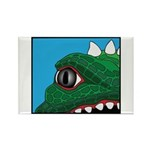 CREATURE VIEW #3 Rectangle Magnet