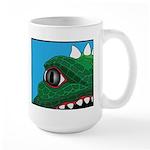 CREATURE VIEW #3 Large Mug
