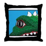 CREATURE VIEW #3 Throw Pillow