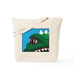 CREATURE VIEW #3 Tote Bag