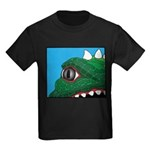 CREATURE VIEW #3 Kids Dark T-Shirt