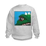 CREATURE VIEW #3 Kids Sweatshirt