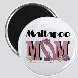 Maltapoo MOM Magnet
