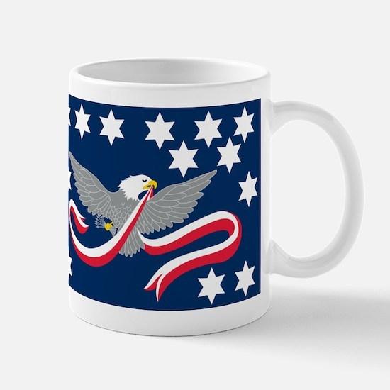 Whiskey Rebellion Flag Mug