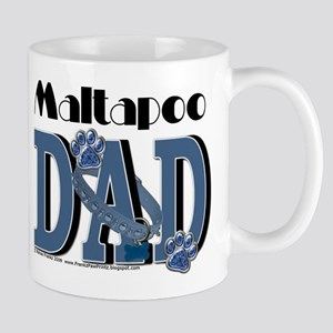 Maltapoo DAD Mug