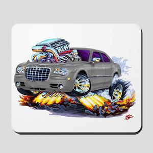 Chrysler 300 Silver/Grey Car Mousepad