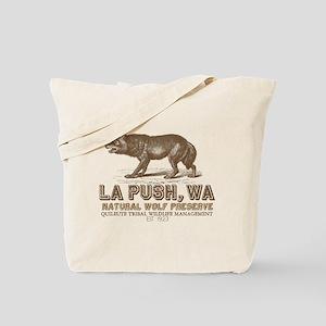 La Push Wolf Preserve Tote Bag
