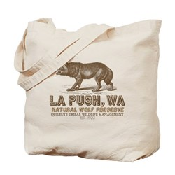 La Push Wolf Reserve Bag
