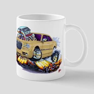 Chrysler 300 Biege Car Mug