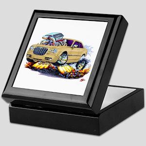 Chrysler 300 Biege Car Keepsake Box