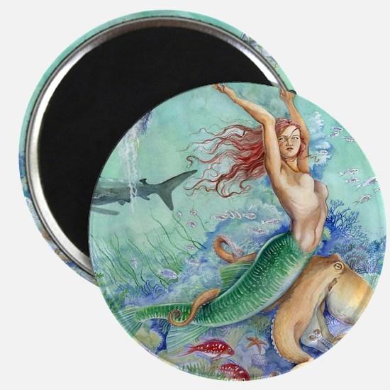 Hunt's Mermaid Magnet