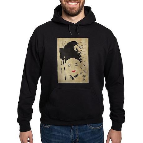 Immortal Geisha Hoodie (dark)