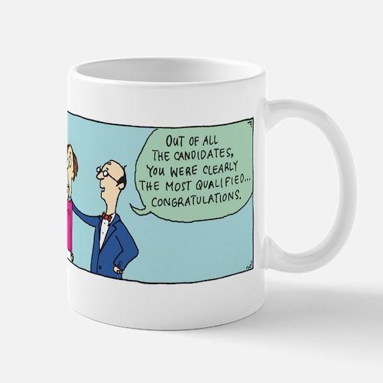 discount employee Mugs