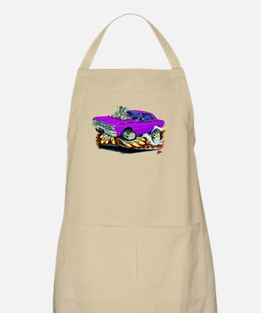 Dodge Dart Purple Car BBQ Apron