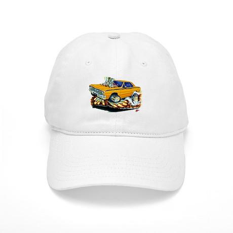 Dodge Dart Orange Car Cap